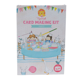 Tiger Tribe Card Making Kit ­Party Set