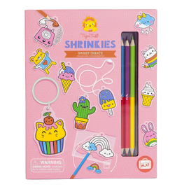 Tiger Tribe Shrinkies ­Sweet Treats