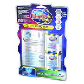 Aqua Dragons in Space - Live Astro Pets Refill Pack