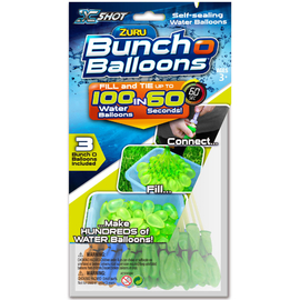 Bunch O Balloons by Zuru - 3 Pack Self Sealing Water Balloons