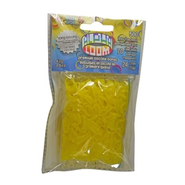 Alpha Loom Bands - Yellow