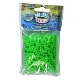 Alpha Loom Bands - Lime Green