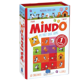 Blue Orange Games - Mindo | Dog