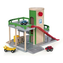 BRIO Parking Garage 7 Pcs