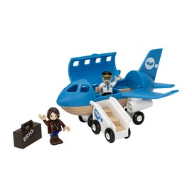 BRIO Airplane Set 5 Pieces