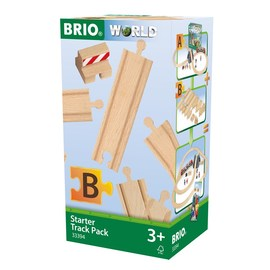 BRIO Starter Track Pack | 13 Piece Set