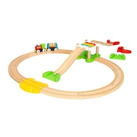 BRIO My First Railway Beginner Pack 18 pcs