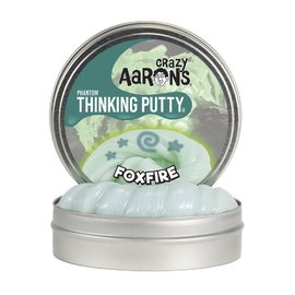 Crazy Aarons Thinking Putty| FoxFire - UV Reactive
