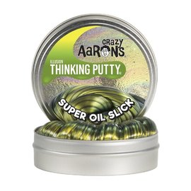 Crazy Aarons Thinking Putty|Super Oil Slick- Illusion 90g Tin