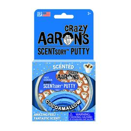 Crazy Aarons Thinking Putty | CocoaMallow - Scented Putty