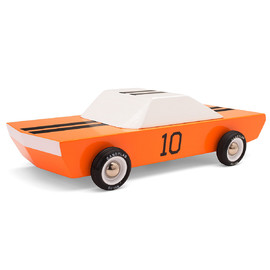 Candylab - GT10 Toy Car | Heirloom Wooden Toy Car