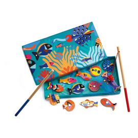Djeco Graphic Magnetic Fishing Game
