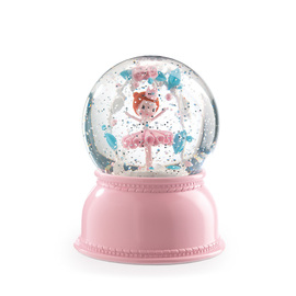 Djeco Night Light - Ballerina Snow Globe