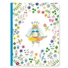 Djeco Lovely Paper Aiko Notebook