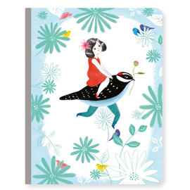 Djeco Lovely Paper ChiChi Notebook