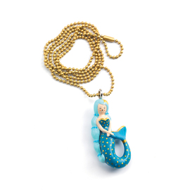 Djeco Lovely Charms Necklace | Mermaid