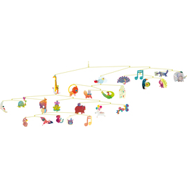 Djeco Carnival of Animals Hanging Mobile