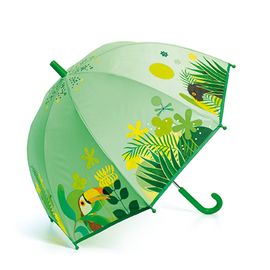 Djeco Kids Umbrella | Tropical Jungle