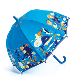 Djeco Kids Umbrella | Sea World