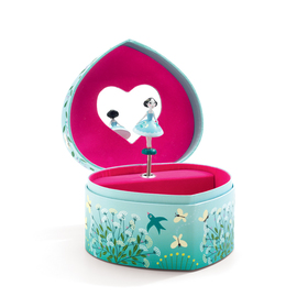 Djeco Budding Dancer Music Box