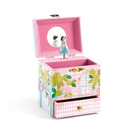 Djeco Music Box - Delighted Palace