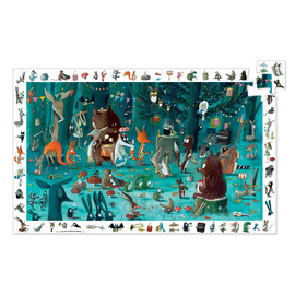 Djeco The Orchestra Observation Jigsaw Puzzle 35pc
