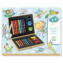 Djeco Box of Colours for Little Ones