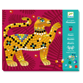 Djeco Deep In The Jungle Mosaic Kit