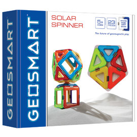 GeoSmart - Solar Spinner Magnetic Construction Kit