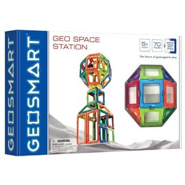 GeoSmart - Space Station Magnetic Construction Kit