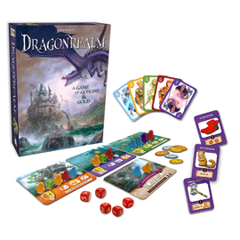 Gamewright Dragonrealm | A Game of Goblins and Gold