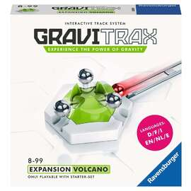 GraviTrax Expansion Volcano | Marble Run Expansion Set