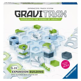 GraviTrax Expansion Building | Marble Run Expansion Set