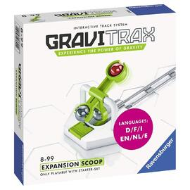 GraviTrax Expansion Scoop | Marble Run Expansion Set