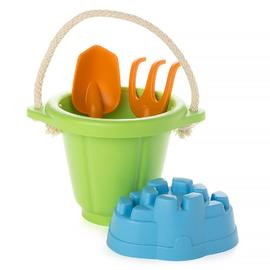 Green Toys - Sand Play 4 Piece Set | Eco Beach Toys