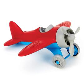 Green Toys - Airplane | Red