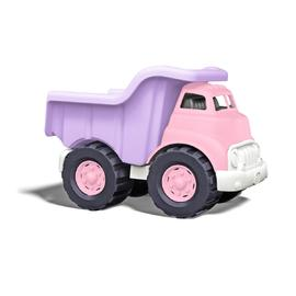 Green Toys Dump Truck in Pink