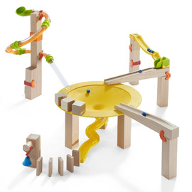 HABA Funnel Ball Track Construction Set
