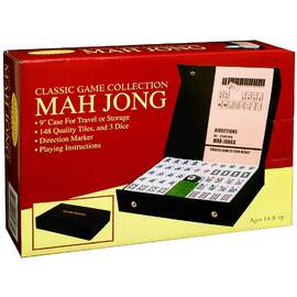 Classic Game Collection Mah Jong Game
