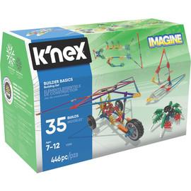 K'NEX Imagine|Builder Basics 35 Model Set