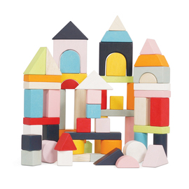Le Toy Van Petilou Building Blocks & Bag