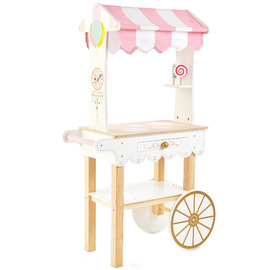 Le Toy Van Honeybake Wooden Tea Time Trolley