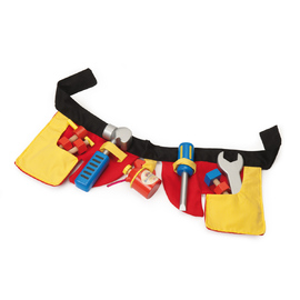 Le Toy Van My Handy Tool Belt - Wooden Toy Tool Set