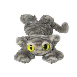 Manhattan Toy Co. Lavish Lanky Cat - Shadow | Poseable Cat Plush Toy