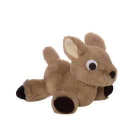 Manhattan Toy Co. Floppies Plush Brown Fawn