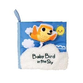 Manhattan Toy Co. What's Outside - Sky Baby Cloth Book