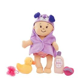 Manhattan Toy Co. Wee Baby Stella Doll Bathing Set