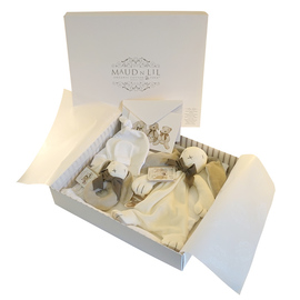 Maud N Lil Organic Cotton Luxury Baby Gift Box Set
