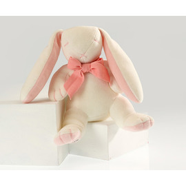 Maud N Lil Organic Cotton Baby Toy - Rose The Bunny (Gift Boxed)