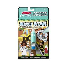 Melissa & Doug - On The Go Water WOW! - Occupations